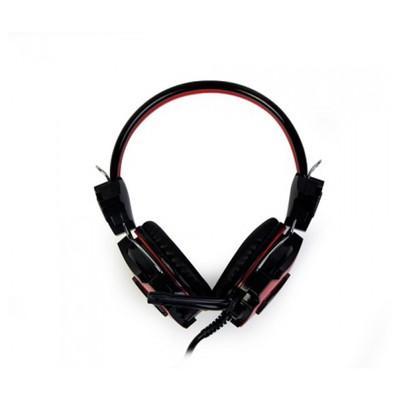 Redrock HP690 Mikrofonlu Kulaklık Siyah-Kırmızı Kafa Bantlı Kulaklık