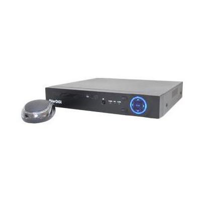 AVERDIGI AD-4004XVR XVR AD-4004XVR 4 KANAL 5-IN-1 XVR 1920X1080 1x4TB HDMI&VGA Güvenlik Kayıt Cihazı