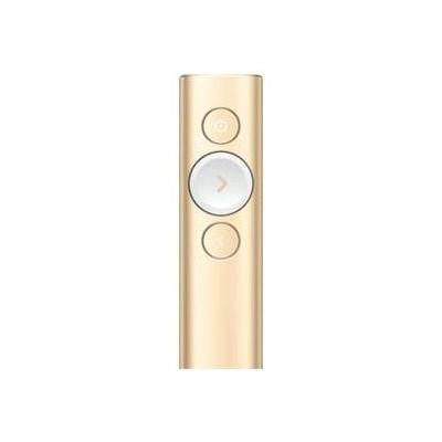 Logitech 910-004862 Spotlıght Presenter Gold Projeksiyon Aksesuarı