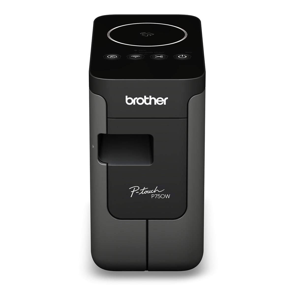 Brother  P-Touch PT-P750W Wireless & NFC Etiket Yazıcı