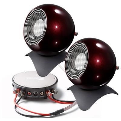 Mission M-iSphere Mini Amplifikatörlü Hoparlör Sistemi Hoparlör Seti