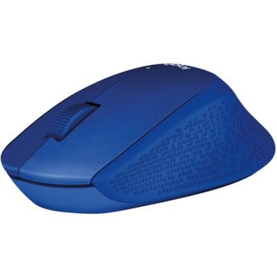 Logitech M330 Silent Plus Mouse - Mavi (910-004910)