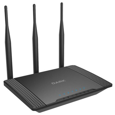 Dark RangeMAX WRT450 Wireless Access Point / Repeater