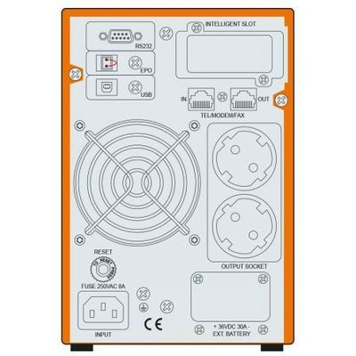 Makelsan 1kVa Powerpack SE On-Line UPS (MU01000N11EAV06)