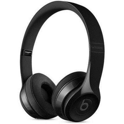 Apple Beats Solo3 Wireless On-ear Headphones - Gloss Black Kafa Bantlı Kulaklık