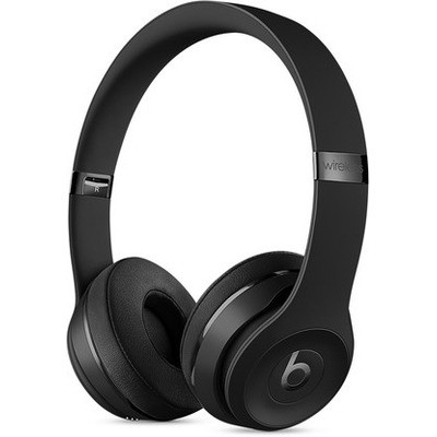 Apple Beats Solo3 Kablosuz On-ear Headphones - Black