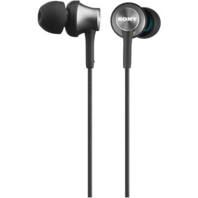 Sony Mdrex450h.ae Kulakiçi Kulaklık Gri Kulak İçi Kulaklık