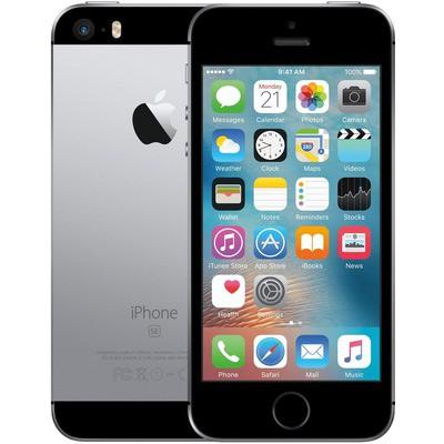 Apple iPhone SE 128GB Cep Telefonu - Uzay Gri (MP862TU/A)