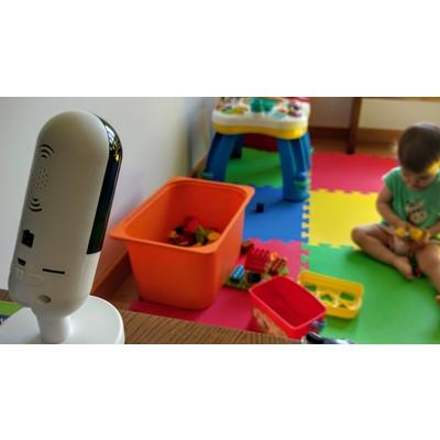 Invidyo Akıllı Bebek Kamerası