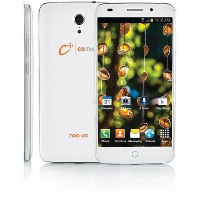 C5 Mobile noa 4.5G Cep Telefonu - Beyaz (C5 Garantili)