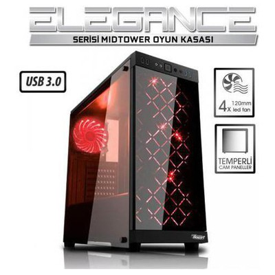 Power Boost  VK-G1006R Gaming Kasa