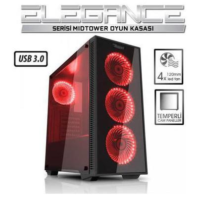 Power Boost VK-G1007R Gaming Kasa