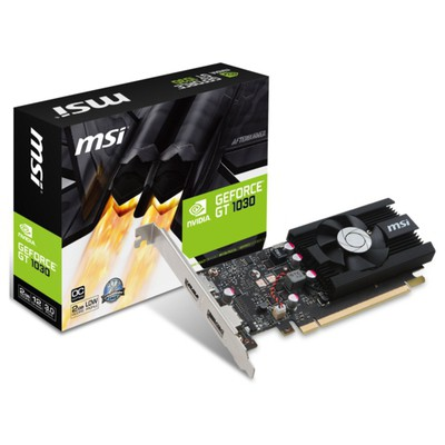 MSI  GeForce GT 1030 2G LP OC 2GB Ekran Kartı
