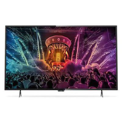 """Philips 55pus6101 Led 55"""" 139cm Uhd 4k Smart Uydulu Televizyon"""