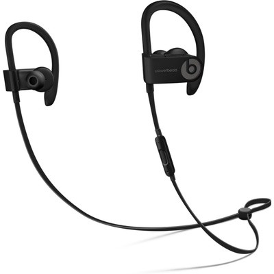 Apple Powerbeats3 Wireless Earphones - Black Bluetooth Kulaklık