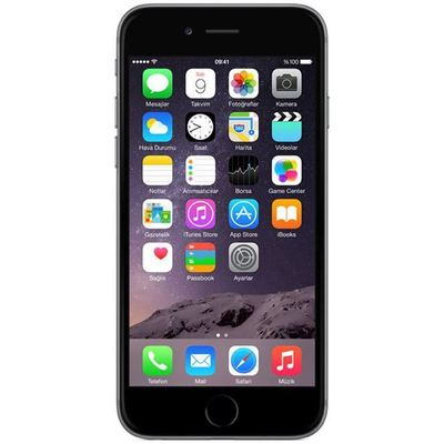 Apple iPhone 6 32GB Cep Telefonu - Uzay Gri (MQ3D2TU/A)