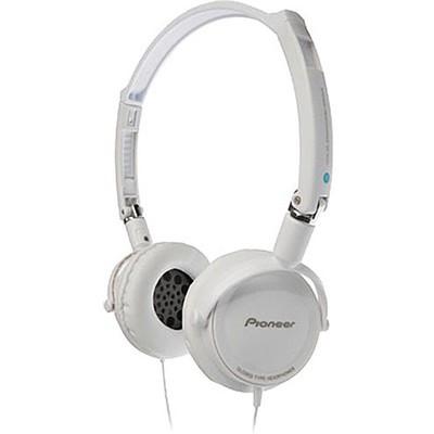 Pioneer SE-MJ21-H Beyaz Kafa Bantlı Kulaklık