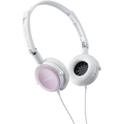 Pioneer SE-MJ511-HP Pembe Kafa Bantlı Kulaklık
