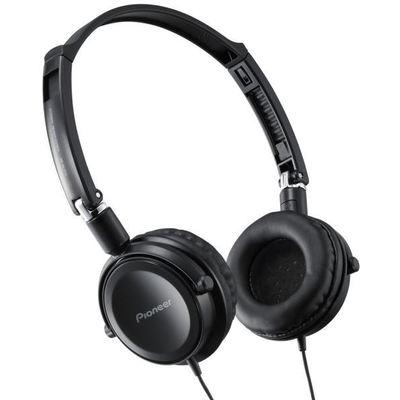Pioneer SE-MJ511-K Siyah Kafa Bantlı Kulaklık