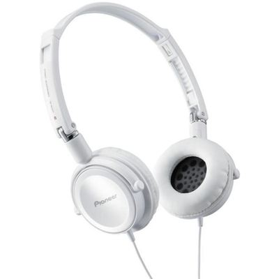 Pioneer SE-MJ511-W Beyaz Kafa Bantlı Kulaklık