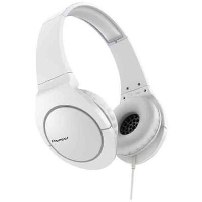 Pioneer SE-MJ741-W Beyaz Kafa Bantlı Kulaklık
