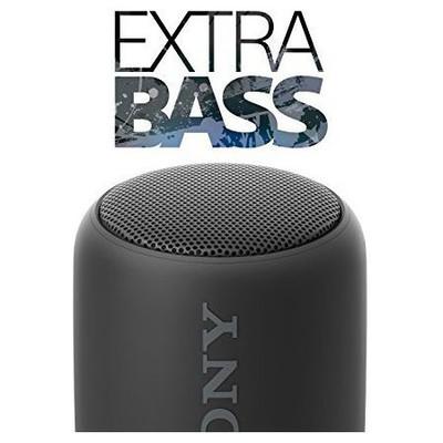 Sony Srsxb10b.ce7 Taşınabilir Kablosuz  Siyah Bluetooth Hoparlör