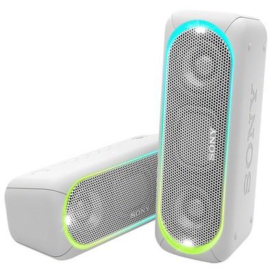 Sony Srsxb30w.eu8 Taşınabilir Kablosuz  Beyaz Bluetooth Hoparlör