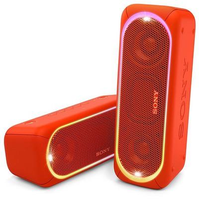 Sony SRS-XB30 Bluetooth Hoparlör - Kırmızı (SRSXB30R.EU8)