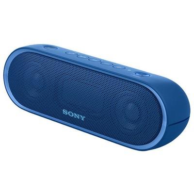Sony Srsxb20l.ce7 Taşınabilir Kablosuz  Mavi Bluetooth Hoparlör
