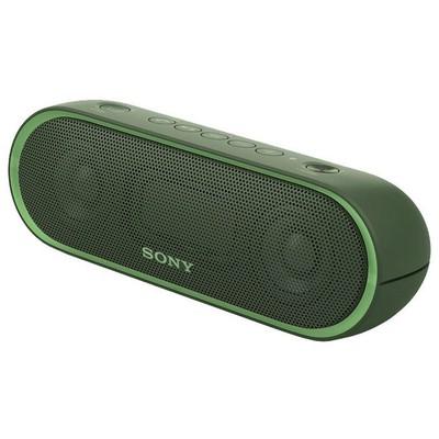 Sony Srsxb20g.ce7 Taşınabilir Kablosuz  Yeşil Bluetooth Hoparlör