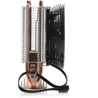 Aerocool AE-CC-VERKHO2 Verkho2 Intel LGA775 / 115X /AM4/AM3+/AM3/AM2+/ 9cm  İşlemci Soğutuc Fan