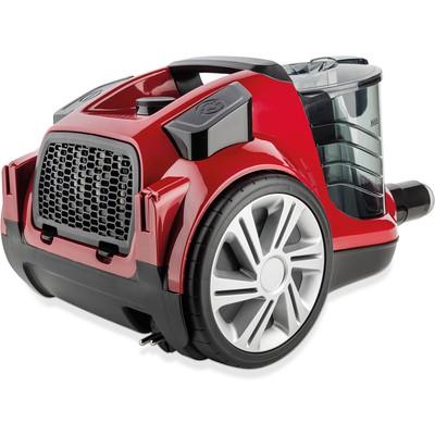 Fakir Range Electronic Turbo Elektrikli Süpürge - Bordo