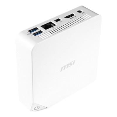 MSI CUBI-259XTR Celeron 3215U 4GB 32GB SSD DOS Mini PC