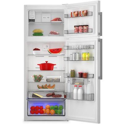Arçelik 5505 Ne A+++ Çift Kapılı No-frost Buzdolabı
