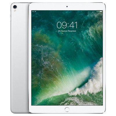 Apple 10.5-inch iPad Pro Wi-Fi + Cellular 256GB - Silver Tablet