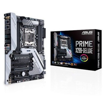 Asus Prime X299-Deluxe Intel Anakart