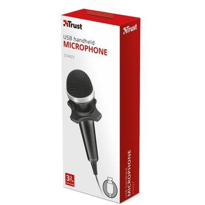 Trust 21678 Starz Usb Mikrofon