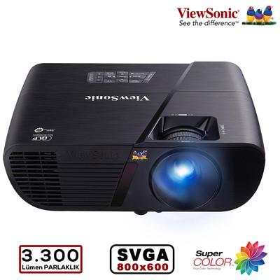 Viewsonic Pjd5151 800x600 Svga 3300 Ans 22000:1 Projektör