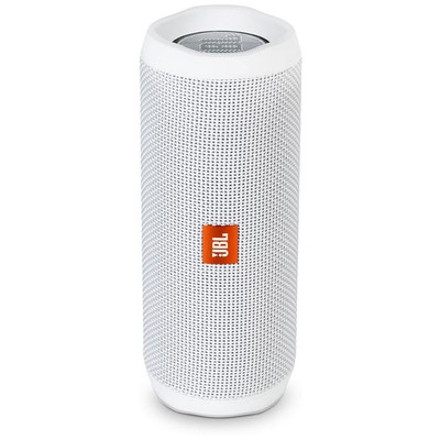 JBL Flip 4 Waterproof Portable Bluetooth Speaker Beyaz Bluetooth Hoparlör