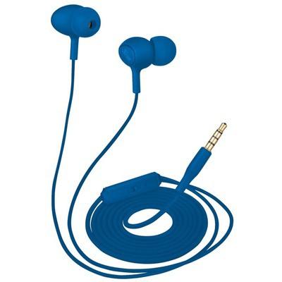 Trust Urban Ziva Kulakiçi Mikrofonlu Kulaklık Mavi Kulak İçi Kulaklık
