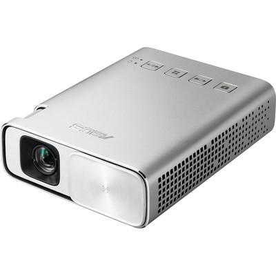 Asus ZenBeam E1 854x480 Taşınabilir Projektör - Gümüş (90LJ0080-B00520)