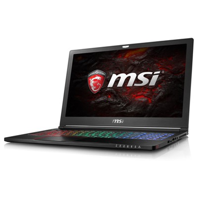 MSI GS63VR Stealth Pro Gaming Laptop (7RG-051TR)