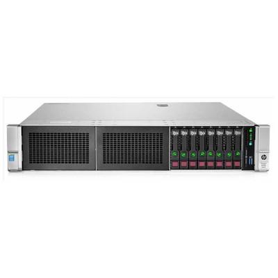 HP SRV Q6L72A DL380 GEN9 E5-2650v4 32GB (2x16GB) 8-SFF HOT PLUG P440ar-2GB DVD-RW 2x800W POWER SUPPLY