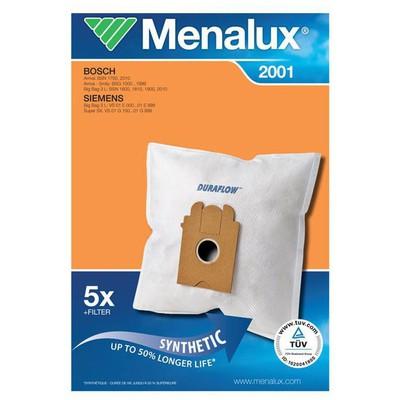 Menalux 2001 Toz Torbası Süpürge Aksesuarları