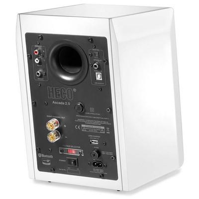 Heco Ascada 2.0 Aktif Bluetooth Stereo Hoparlör Bluetooth Hoparlör