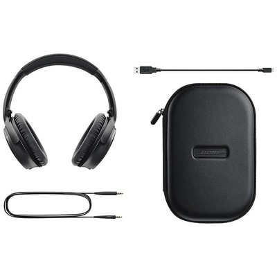 Bose Quietcomfort 35 Wireless Noice Cancelling Kulaklık / Black Bluetooth Kulaklık