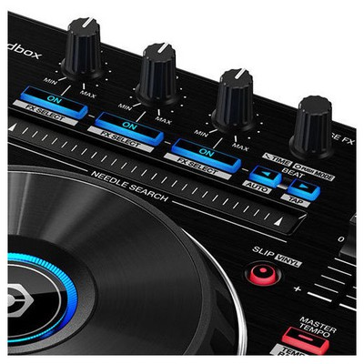 Pioneer DJ Ddj-rr Share Portable 2-channel Controller For Rekordbox Dj Mixer & Controller