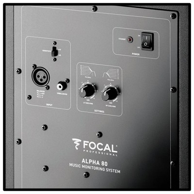 Focal ALPHA 80 Aktif Monitor Hoparlör Çift Aktif Hoparlör