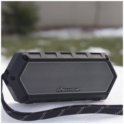 Soundcast Vg 1 Waterproof Bluetooth Hoparlör Outdoor Hoparlör