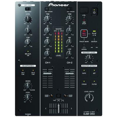 Pioneer DJ Djm-350 Mixer & Controller
